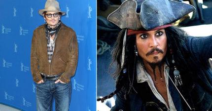 被迪士尼打入冷宮!強尼戴普今傳有機會「再當船長」回歸《神鬼奇航》