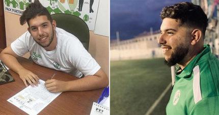 西班牙「21歲足球教練」武漢肺炎病逝 成全球最年輕受害者!