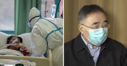 武肺確診有望「月底歸零」?中國專家:湖北以外「4月底就能脫口罩」