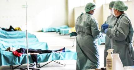 義大利「醫院慘況」直擊!醫生崩潰痛哭:要在「兩種病人」做抉擇