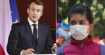 跟上台灣防疫政策!法國決定「全面徵用口罩」羅浮宮也暫時關閉