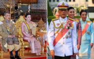 泰王被爆「帶20妃子去德國」躲病毒 霸氣「包下豪華飯店」民眾氣壞:動用特權!