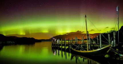 全球防疫!北極研究中心推「極光線上看」不用花旅費就能看到一生必看奇景