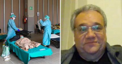 義大利「醫療物資短缺」連手套也沒有 醫生「空手救病患」感染武肺過世
