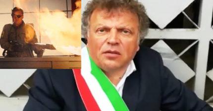 義大利人不怕死「還想開畢業趴」!首長氣噗噗直播:我會帶噴火器去