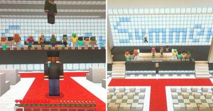 因武肺不能辦畢業典禮!日學生靠自己「打造虛擬慶典」神級創意被讚翻