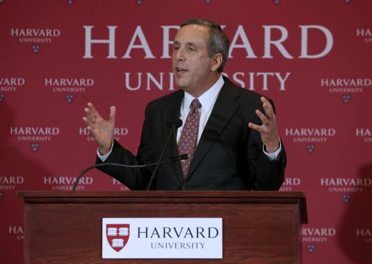 哈佛大學「校長夫婦」確診武肺!兩人「長期在家工作」不知如何被感染