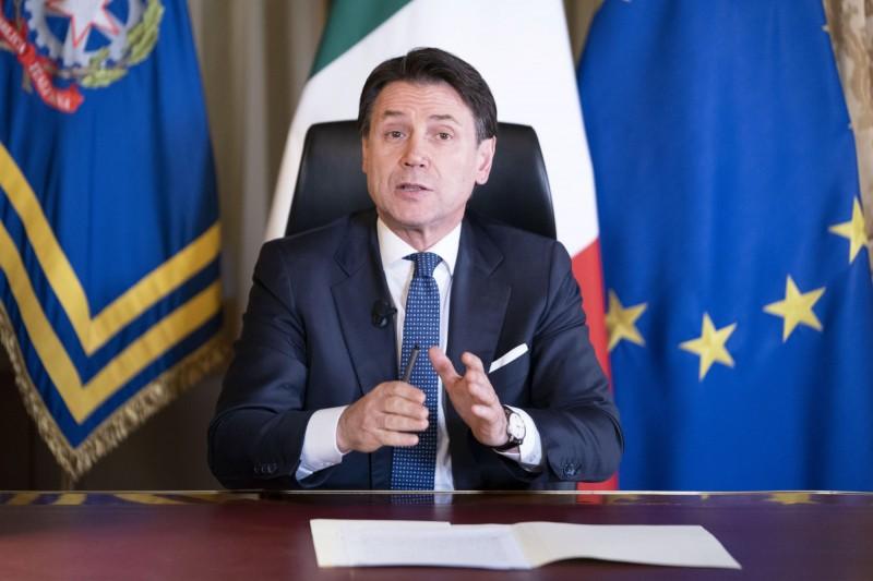 義大利單日「暴增196死」 總理下令「關閉全國商店」藥房、超市除外