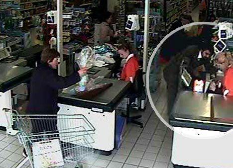 神秘男「靠催眠搶錢」完全不用武器 看著眼睛「就會自動掏錢」不是首次發生!