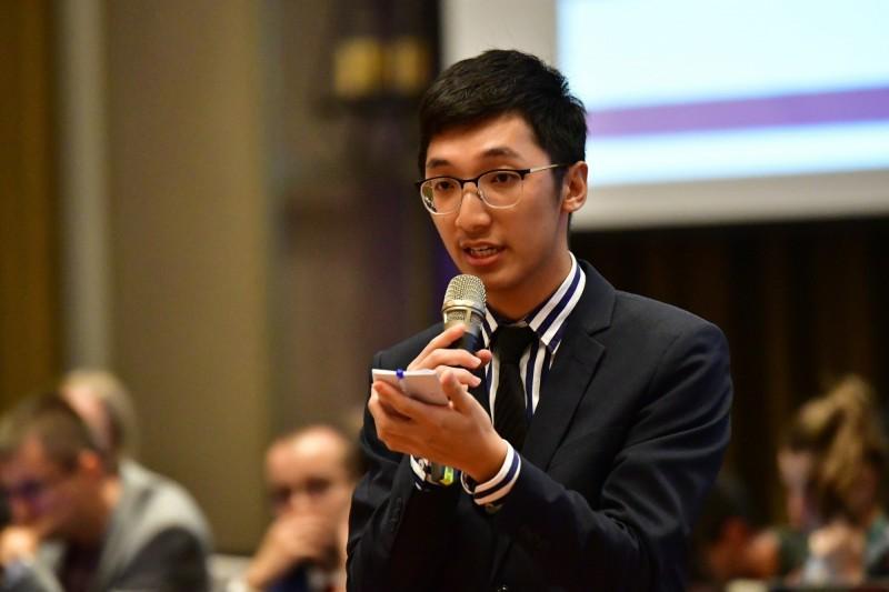 台灣之光!成大學生高票當選「世界醫學生聯盟會長」60%全球代表支持