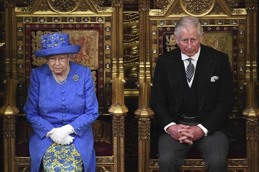 英國皇室淪陷!71歲查爾斯王子「確診武肺」跟女王才剛會面