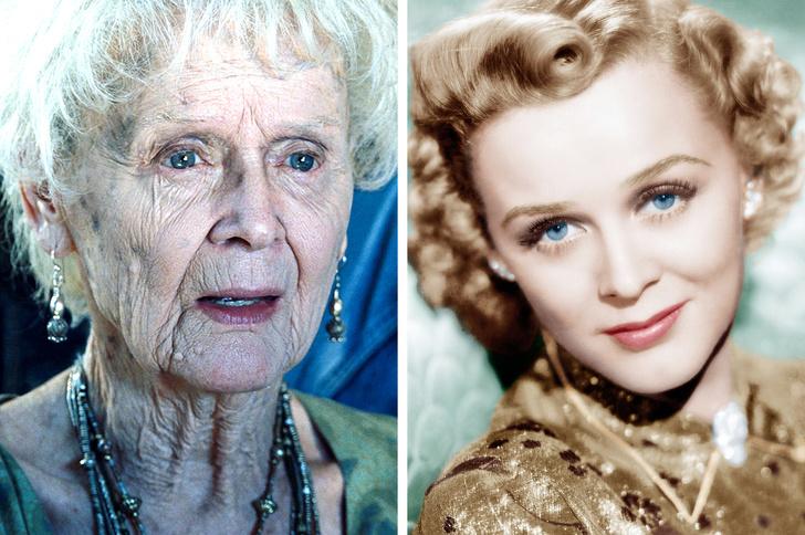 20位其實年輕超正的「電影裡最常見奶奶」 當年的「麥教授」辣到爆炸!