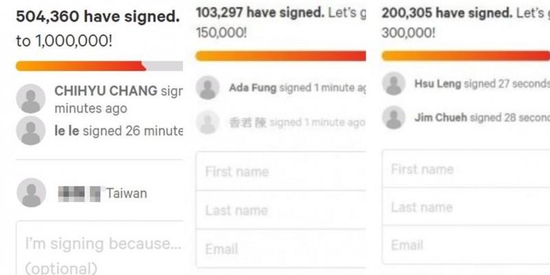 連署要「譚德塞下台」人數突破50萬 細數「無腦作為」呼籲:台灣請加入!