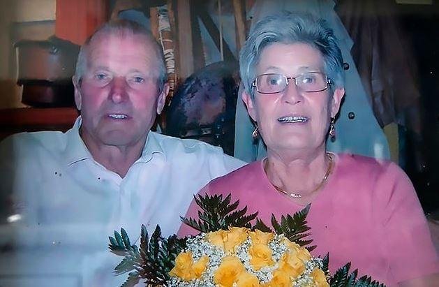 老夫妻「恩愛60年」雙雙得武肺 同天「隔2小時離世」到天堂繼續做夫妻