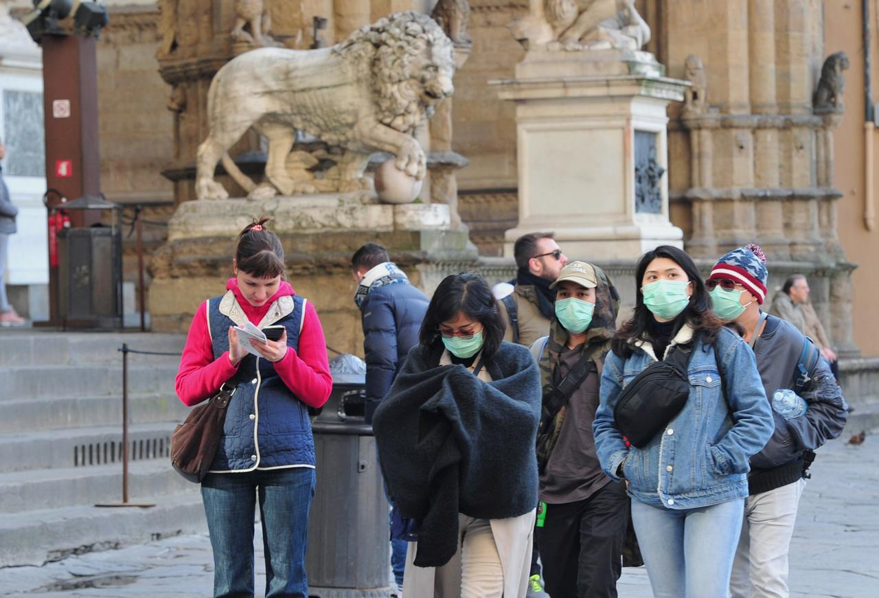 義大利「武肺死亡」破千!疫情24小時內「奪189人命」確診達1.5萬例