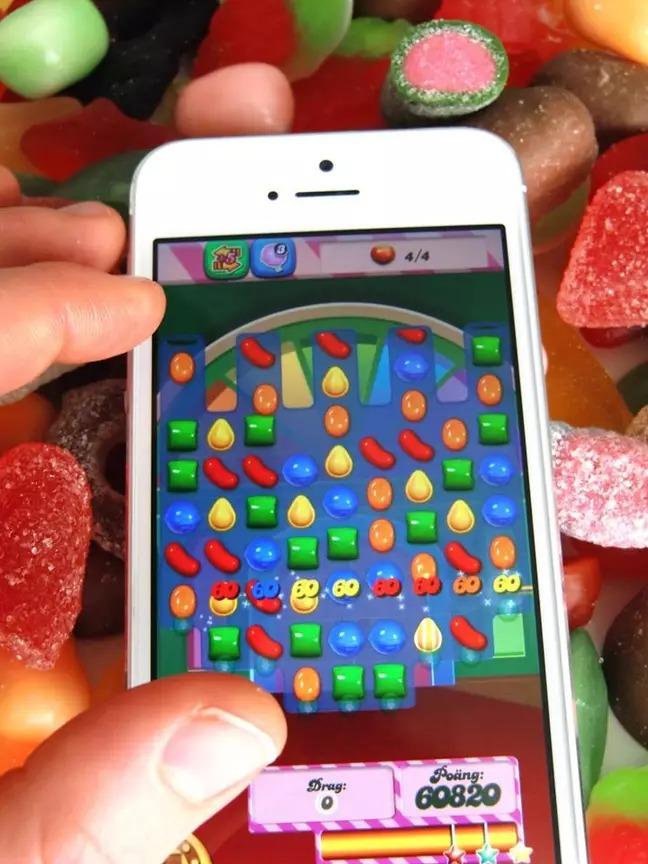 跟上防疫腳步「Candy Crush」推整週「無限愛心」你乖乖在家玩!