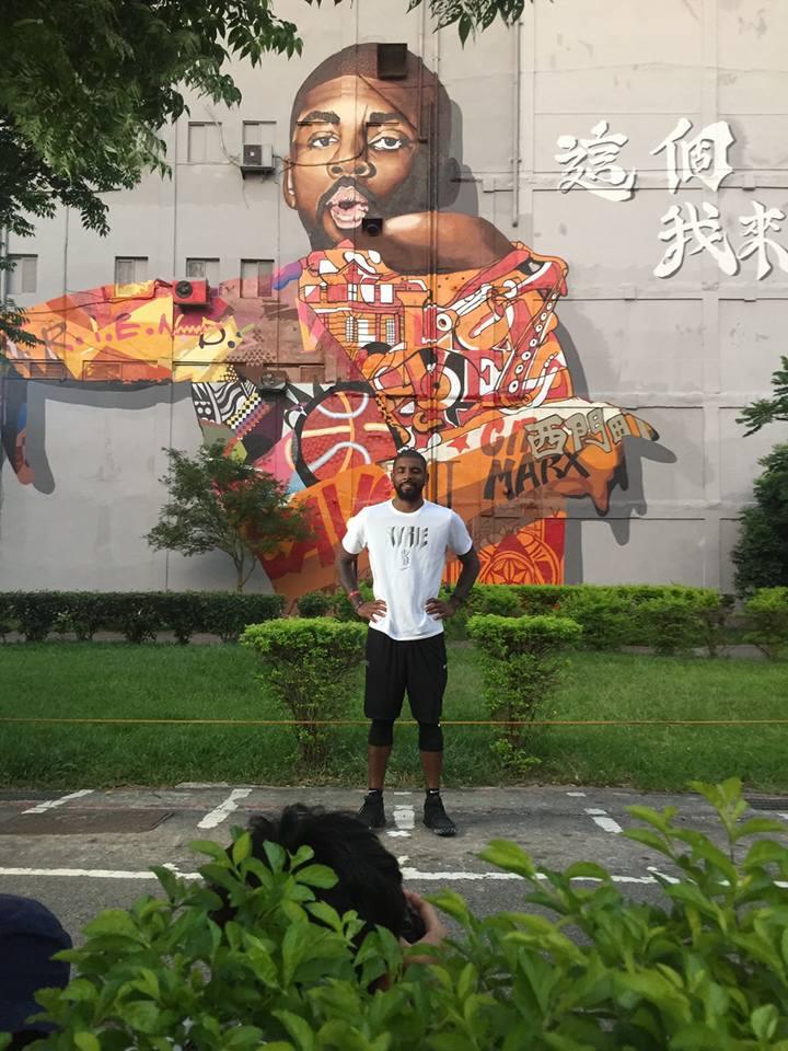 網人365/台灣街頭藝術師!傅星翰「從殯儀館出發」靠自己畫出電影級人生