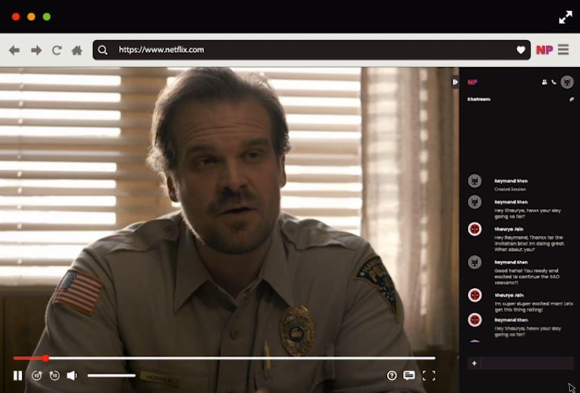 自主隔離也能同樂!Netflix推遠距「同步觀看」功能 還可即時聊天