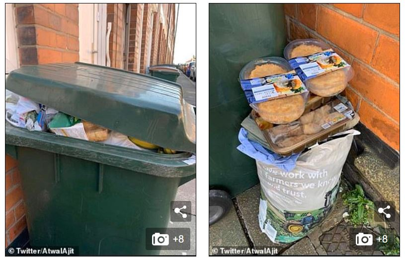 民眾太愛囤貨「浪費潮」四起!垃圾車嘆:全是「未開封」新鮮食品
