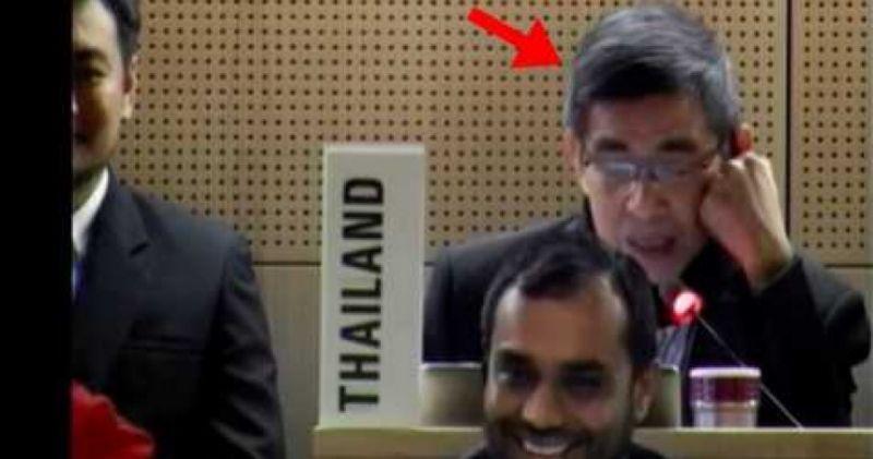 泰代表會議狠酸WHO「該去武漢開會」 印度忍不住嘴角失守:不愧是泰式酸辣!