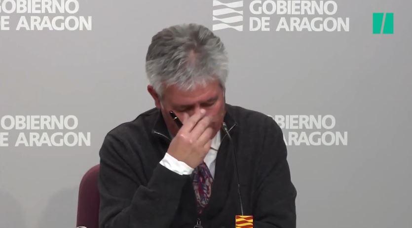 西班牙確診破2萬!口罩「一片1萬」衛生部長忍不住淚崩:醫護資源嚴重不足
