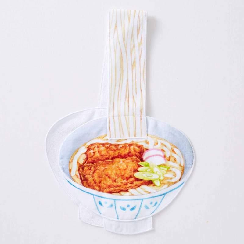 日大推「美味拉麵毛巾」爆紅 「國民美食掛在浴室」意外變文青風!