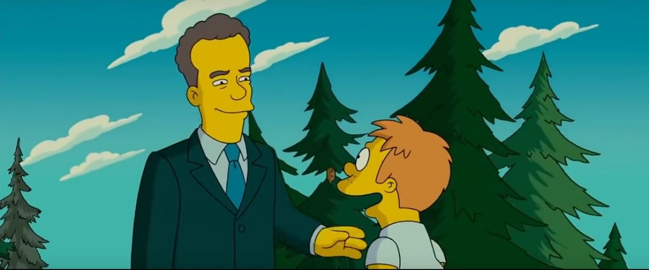 連湯姆漢克斯「被隔離」都有預言 粉絲:《辛普森家庭》太神!