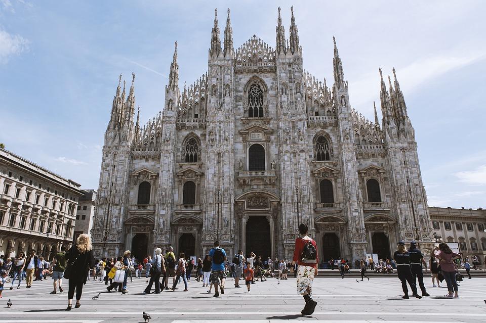 義大利宣布「封14城」米蘭、威尼斯也在內 「停業到4月」婚禮葬禮都禁止!