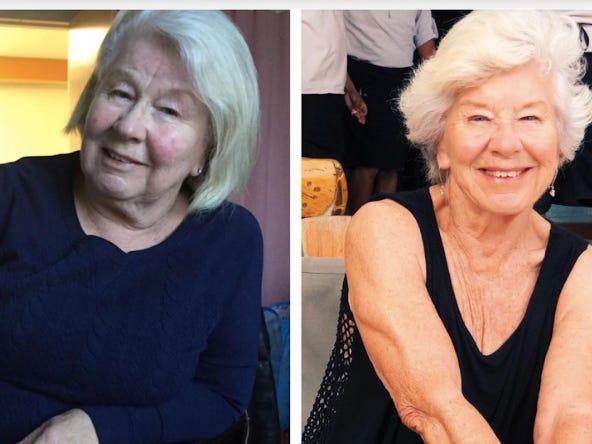 每周重訓5天!70歲奶奶「甩30公斤」變健身網紅 超強毅力吸50萬粉絲