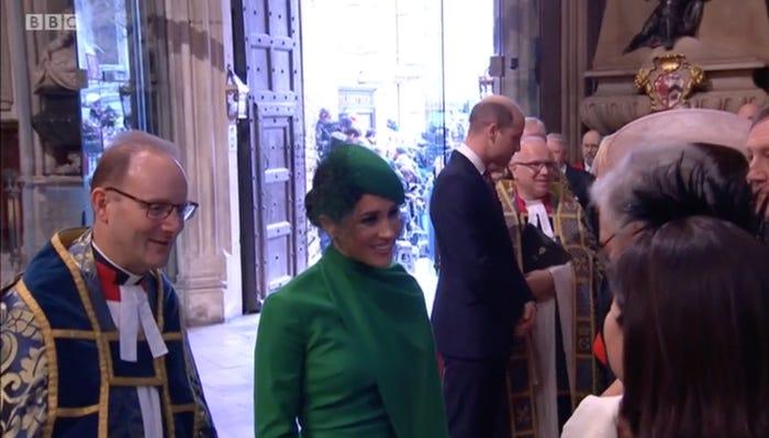 哈利梅根「最後一次皇室活動」被無視 凱特「演都不想演」0互動超尷尬!