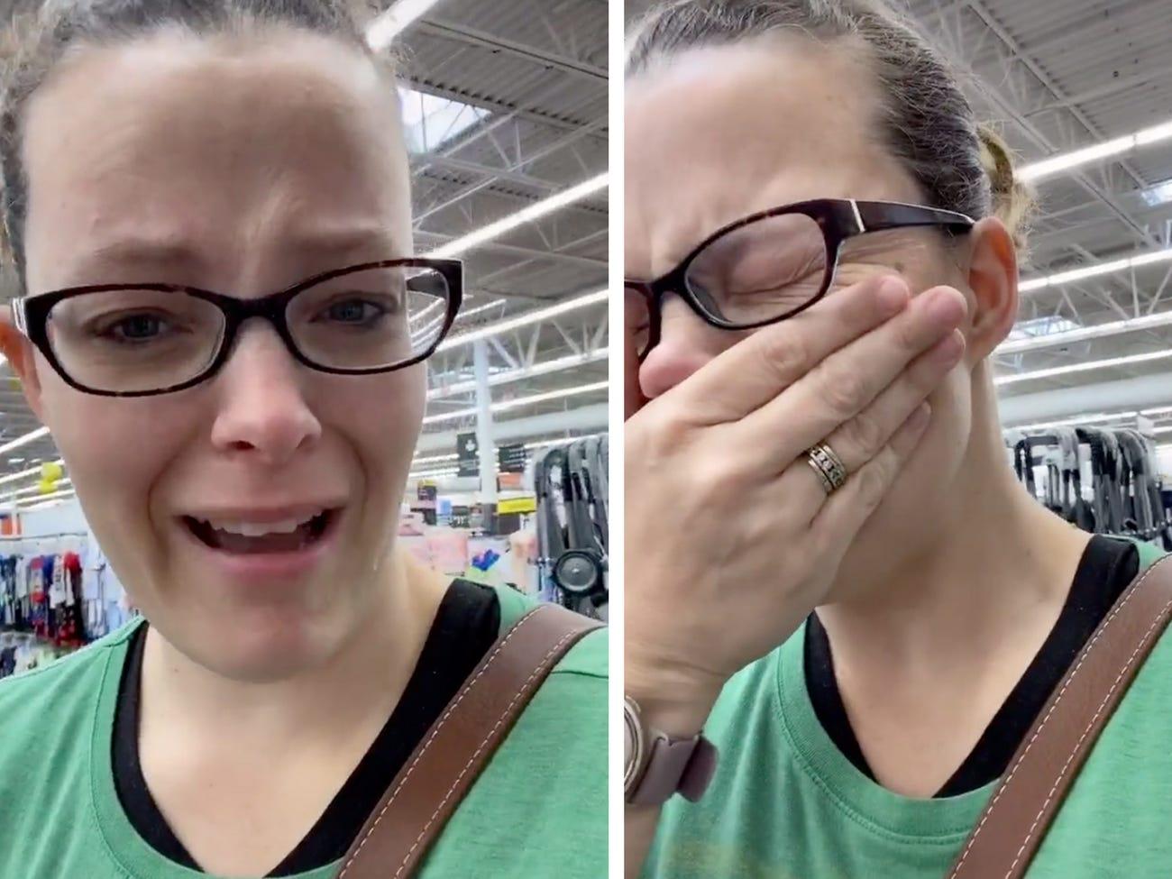 超市「尿布全被掃光」媽媽崩潰大哭 阿公「搶不贏年輕人」只能看空貨架發呆