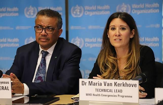 WHO專家堅持「不建議民眾戴口罩」:防疫效果有限