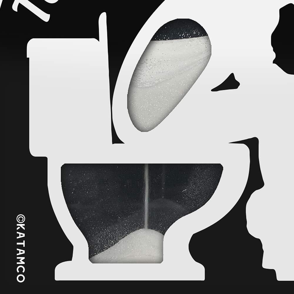 男友「廁所蹲太久」還敢帶手機打電動 貼心「大號沙漏」逼他5分鐘出來!