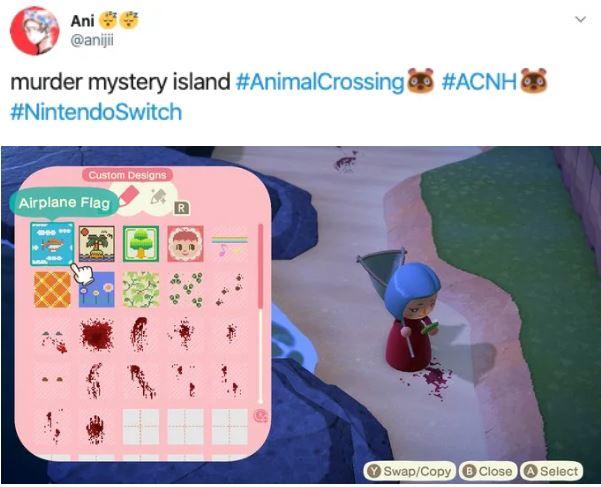 《動物森友會》變「恐怖遊戲」漢尼拔超愛❤️️ 玩家崩潰:誰來救我!