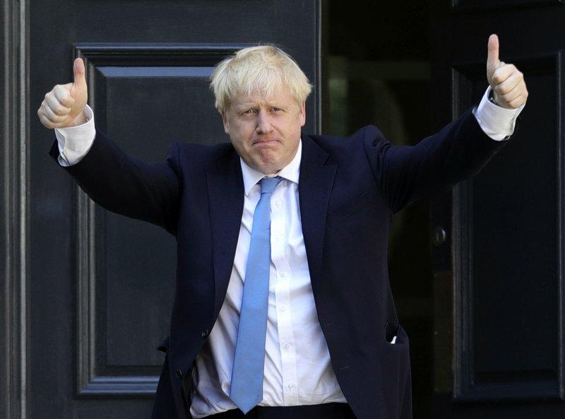 快訊/英國首相強森「確診武肺」!在家「自主隔離」繼續堅守崗位