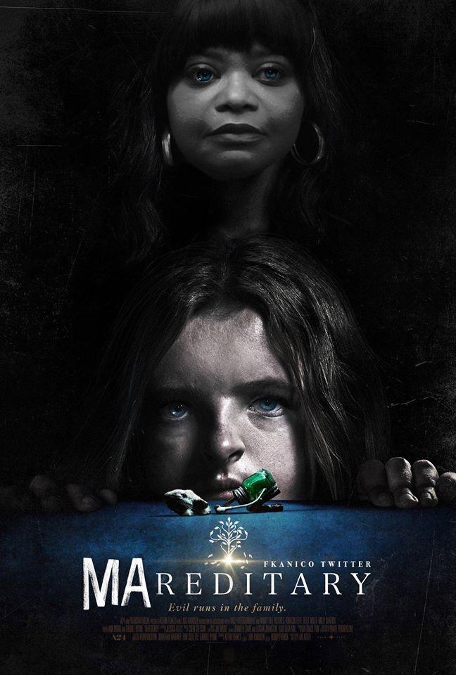 《恐怖大媽》亂入各種電影!大媽本人「轉貼P圖」:前三名有獎