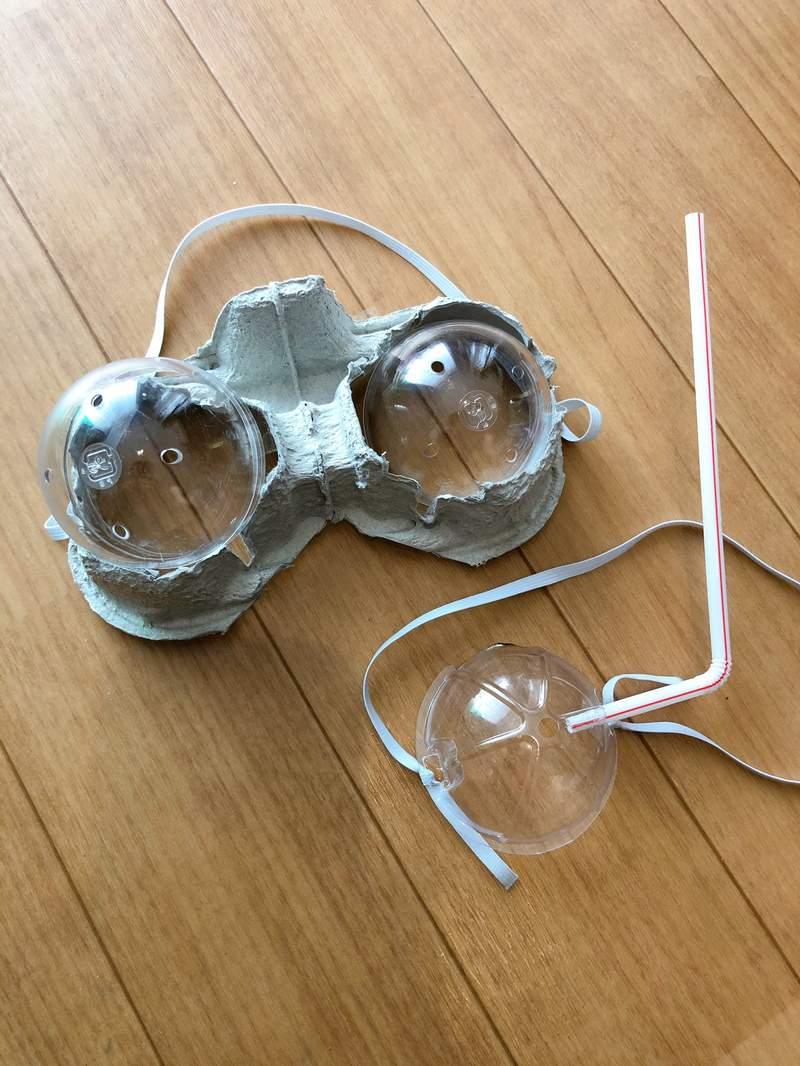 武肺停課7歲女孩在家DIY「超精細水族館」!還自製「撿鯊魚牙齒」的超專業設備