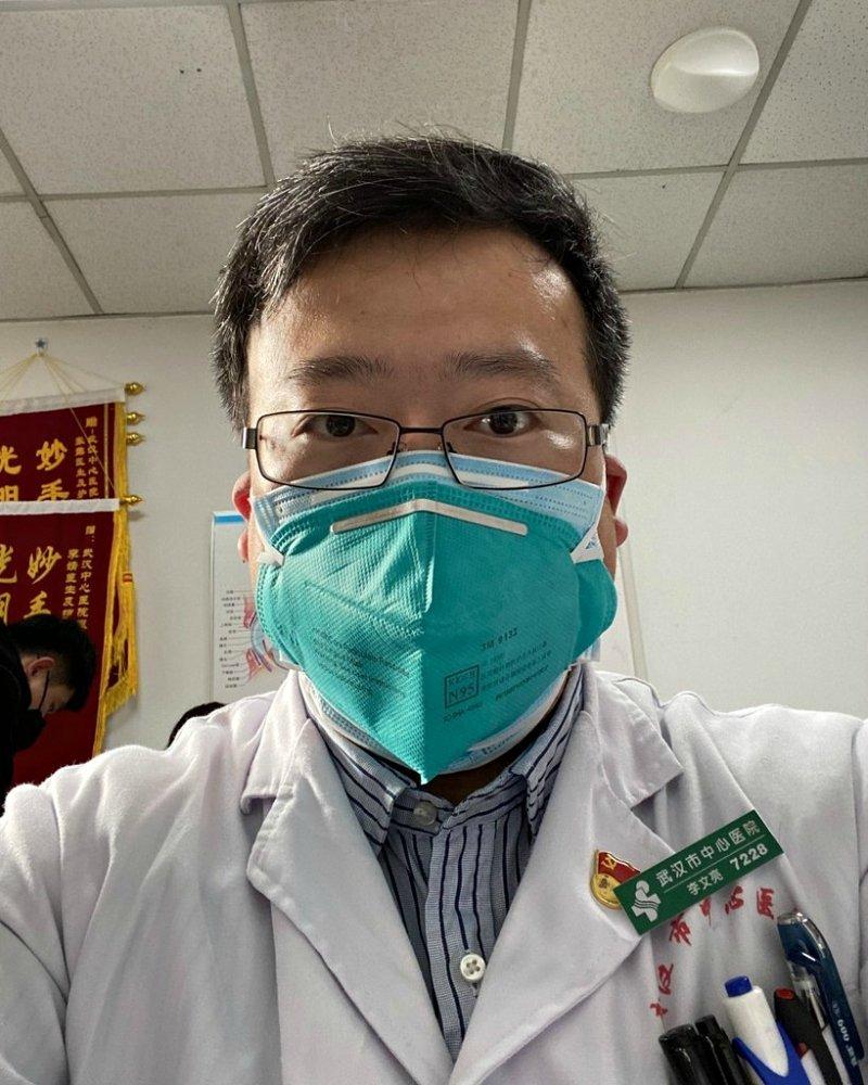 中國撤銷對「吹哨人李文亮」的指控 秒推責任:是派出所「行為不當」!