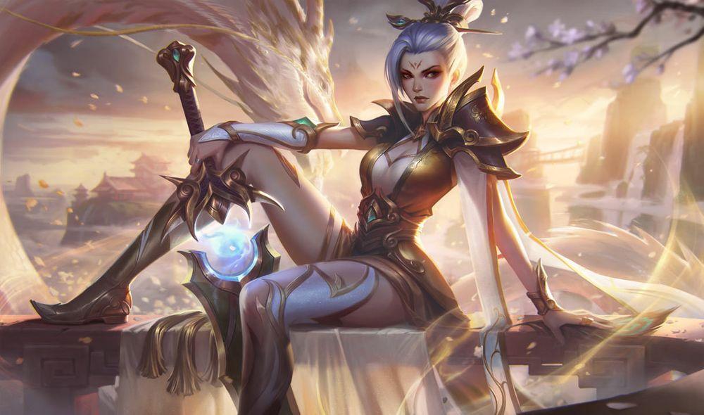 影/網友統計《英雄聯盟》「最常幻想女角色」 阿璃「叫聲超色」只拿第2!