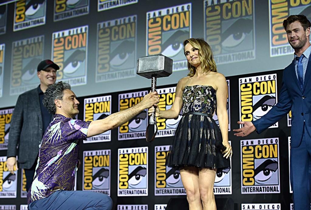 馮迪索爆料「星際異攻隊」會在《雷神4》現身:還沒人知道這消息!
