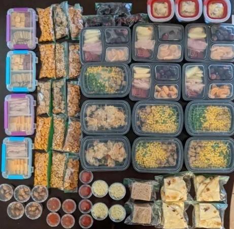 澳洲主婦得意PO「搶糧戰利照」塞滿冰箱 驕傲發文:一次煮了一年份!