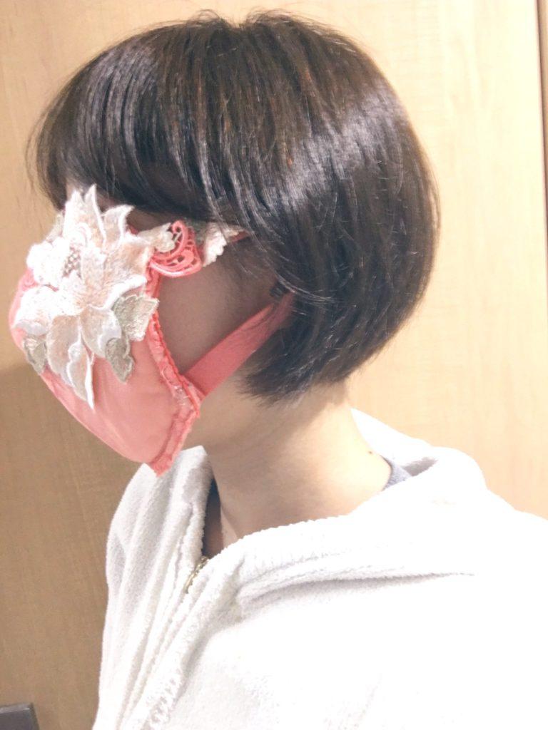 日本網友DIY「內衣口罩」 她照做卻變「全臉面罩」崩潰:H奶錯了嗎?