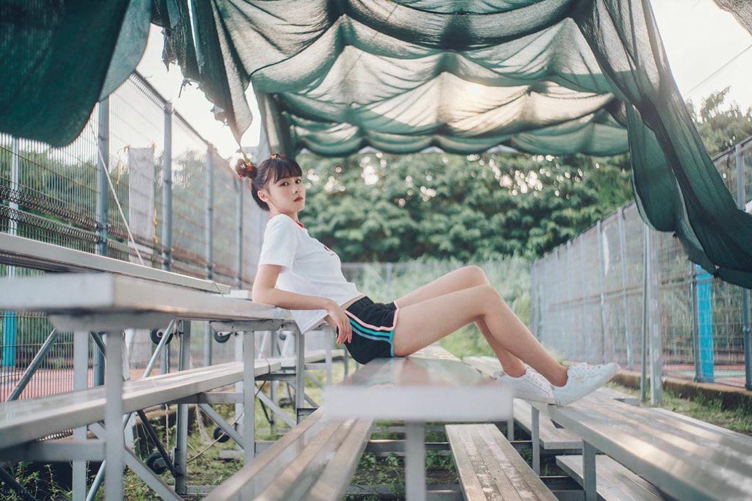 上表特版N次!仙女系正妹被封「成大新垣結衣」鄉民狂讚:SS級美腿❤