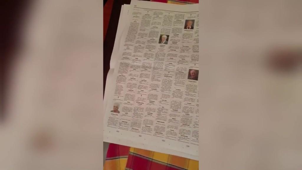 影/全球「首位市長病逝」義大利成重災區 報紙連10頁「都是訃聞」超鼻酸
