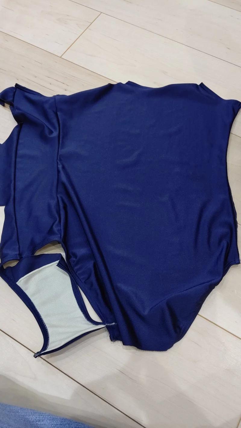 內衣口罩low了!網友自製「國小泳衣口罩」 震驚網友:用該逼的布?