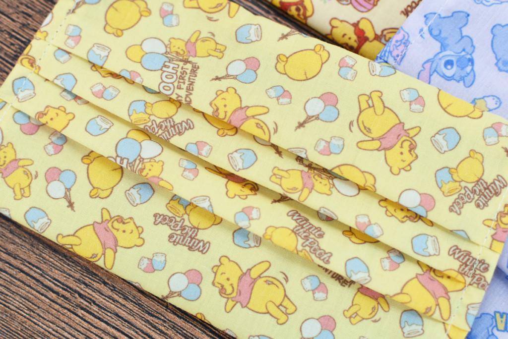 7 11推出超萌口罩套「6款迪士尼人氣角」可愛到讓人想包款❤