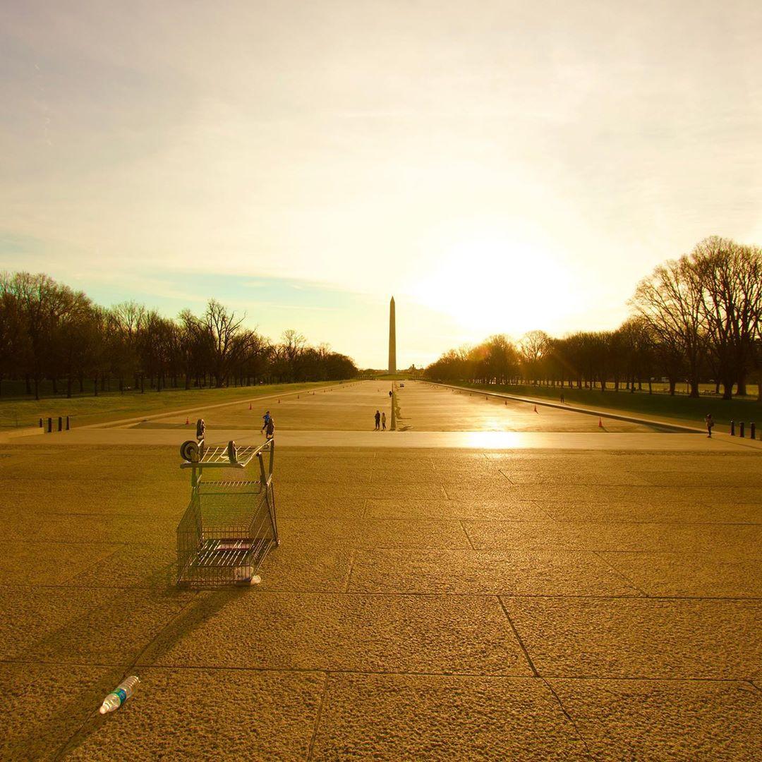 10個「沒有遊客的熱門景點」荒涼照 時代廣場現在被「時間暫停」了!