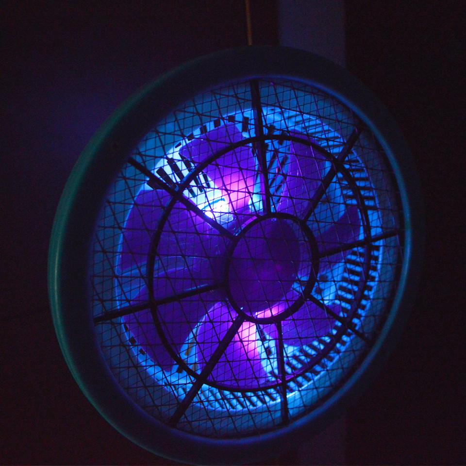 日本品牌推出「風扇電蚊拍」 遇到蚊子馬上「暴風吸入」不用揮到累癱!