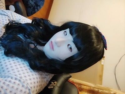 淘寶獵奇商品「正妹頭套」超夯 男網友狂PO「實戴照」超像恐怖片