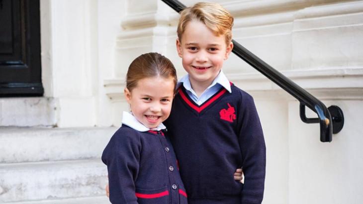 喬治王子被規定「不准有好朋友」超過分 學校解釋「真實原因」網友大推!